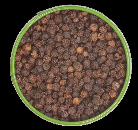 schwarzer Keralapfeffer