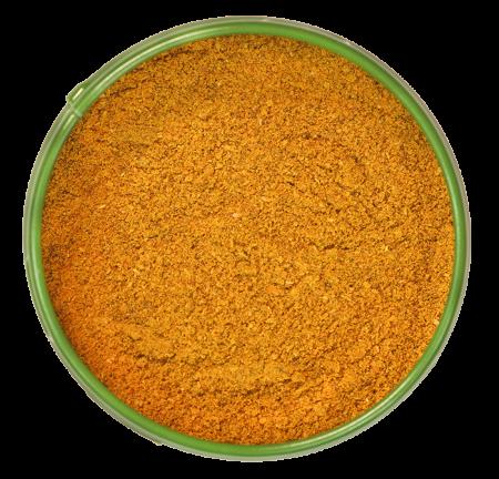 Curry Kashmir, scharf