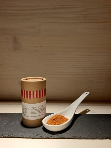 Thai Curry, rot