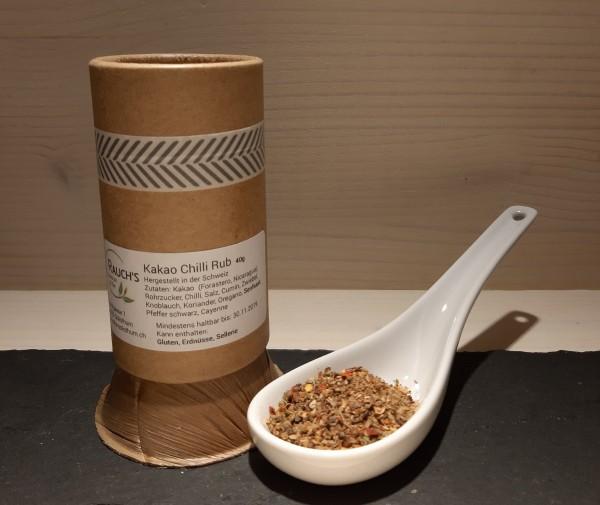 Kakao Chilli Rub