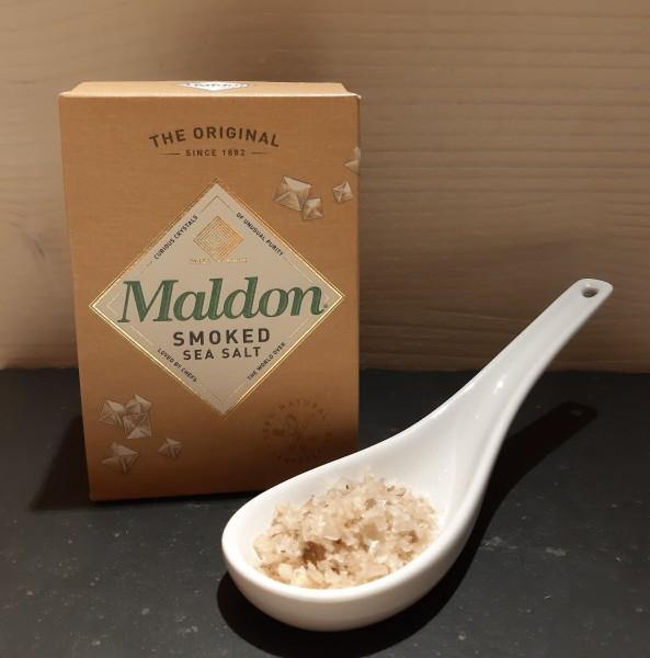 Maldon Sea Salt smoked - Pyramiden Salz geräuchert