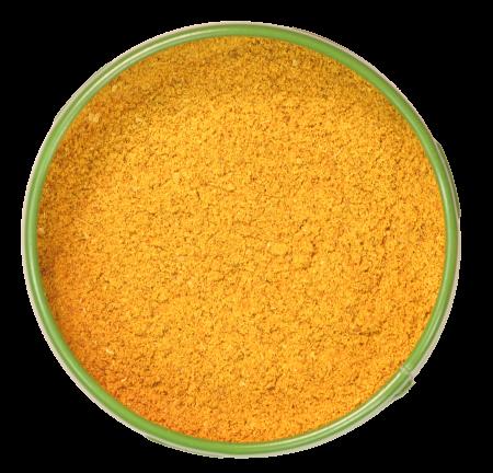 Curry Anapurna, pikante Schärfe