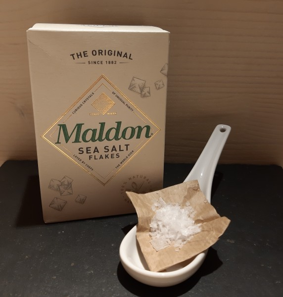 Maldon Sea Salt - Pyramiden Salz